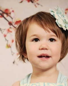 Baby Girl Short Hairstyles