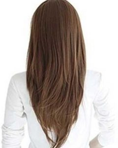 Long Hairstyles V Shape