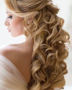 Wedding Long Hairdos