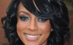 African American Wedding Hairstyles for Medium Length Hair