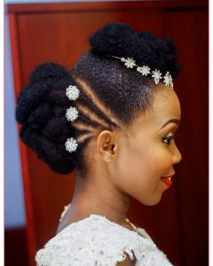 African Wedding Hairstyles