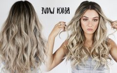 Beach Waves Hairstyles