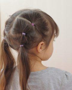 Dutch-Inspired Pony Hairstyles