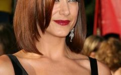 Kate Walsh Shoulder Length Bob Haircuts