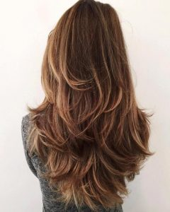 Long Haircuts For Thick Hair