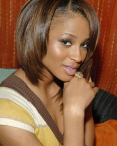 Medium Hairstyles For African American Women With Round Faces