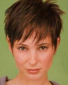 Pixie Haircuts For Fine Thin Hair
