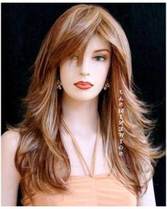 Hairstyles For Thin Faces With Long Hair