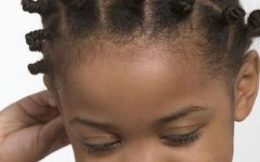 Black Little Girl Short Hairstyles