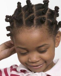 Black Little Girl Short Hairstyles