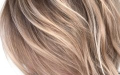 Contrasting Highlights Blonde Hairstyles