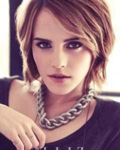 Short Haircuts Without Bangs