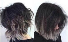 Colored Bob Hairstyles