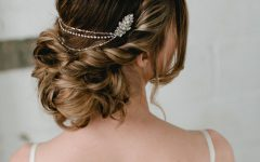 Ethereal Updo Hairstyles With Headband