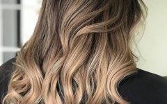 Brown Blonde Balayage Hairstyles