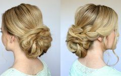Updo Low Bun Hairstyles