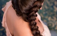 Bridal Crown Braid Hairstyles