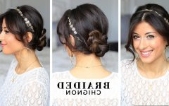 Braided Chignon Hairstyles