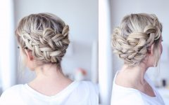 Shoulder Length Hair Braided Hairstyles