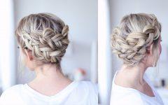 Shoulder Length Hair Braided Hairstyles