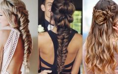 Prom Braided Hairstyles
