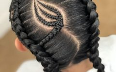 Solo Braid Hairstyles