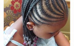 Braided Hairstyles for Little Black Girl