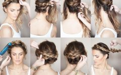 Milkmaid Crown Braids Hairstyles