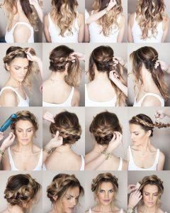 Milkmaid Crown Braids Hairstyles