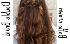 Braided Half Updo Hairstyles