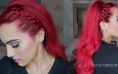 Braided Hairstyles for Red Hair