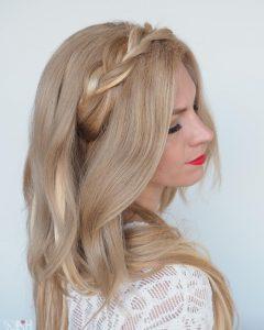 Headband Braided Hairstyles