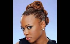 Braided Hairstyles for Round Face