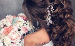 Wedding Hairstyles for Long Brown Hair