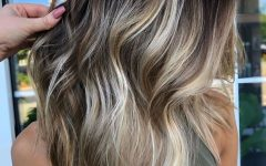 Layered Dimensional Hairstyles
