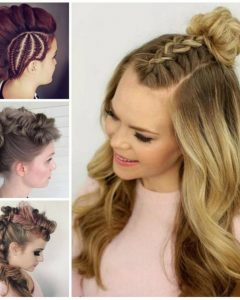 Quick Updos For Long Hair Casual