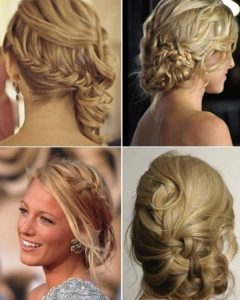 Casual Updos For Medium Length Hair