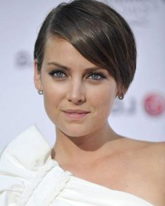 Jessica Stroup Pixie Haircuts