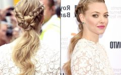 Red Carpet Braided Hairstyles