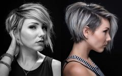 Imperfect Pixie Hairstyles