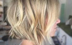 Ombre Piecey Bob Hairstyles