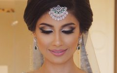 Indian Wedding Updo Hairstyles