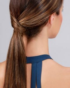 Straight Triple Threat Ponytail Hairstyles