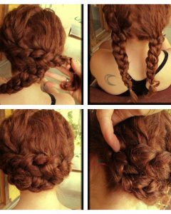 Easy Wedding Hairstyles For Long Thick Hair