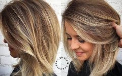 Medium Hairstyles for Very Thick Hair
