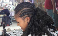 Ethiopian Cornrows Hairstyles