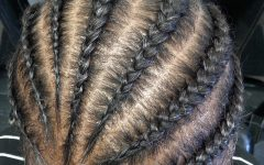 Cornrows Hairstyles Without Extensions