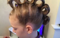 Long Hair Roll Mohawk Hairstyles