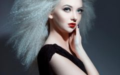 Crimped Hairstyles
