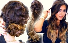 Braid Hairstyles to Messy Bun